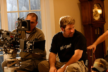 DP Ron Gonzalez and Director Dan Millican