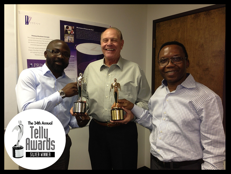 Telly Award for Cinematography