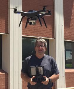 R3D Solo Drone
