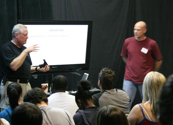 Screenfighting Workshop
