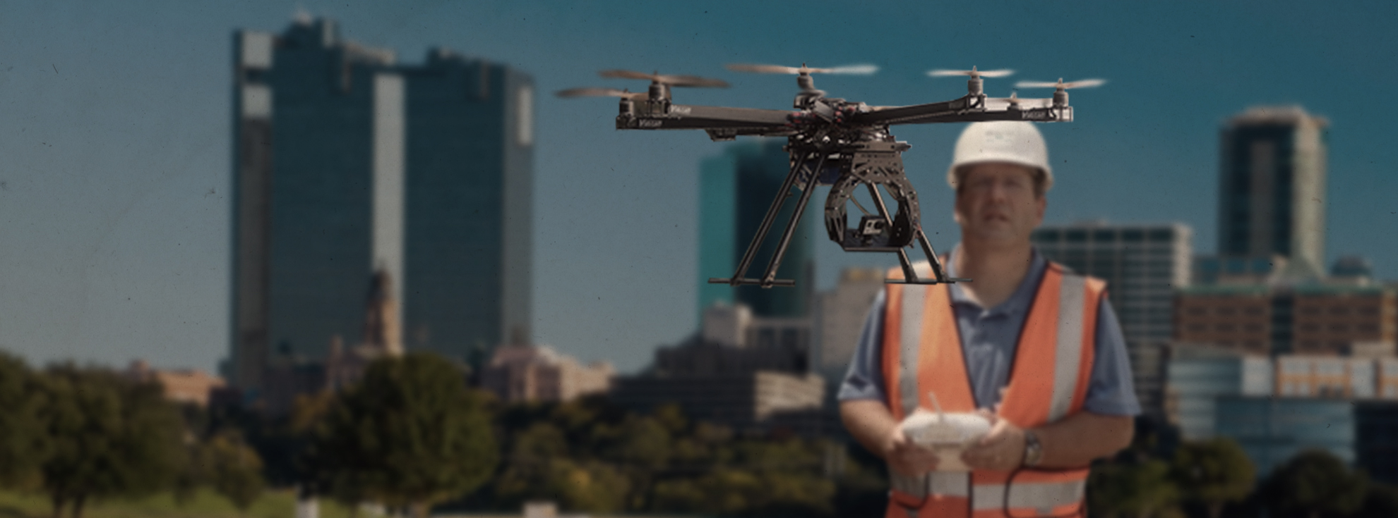 Drones in Corporate Video